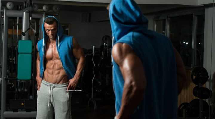 Muskelaufbau