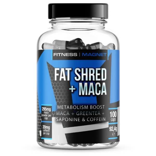 Fat Shred Maca 1