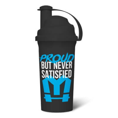 Proud But Never Satisfied Shaker 1