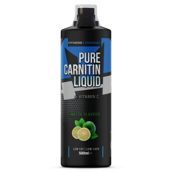 Pure L-carnitin Liquid 1