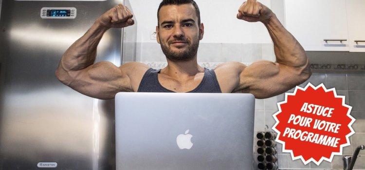 Construire un programme de musculation