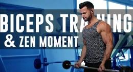 BICEPS : Les 5 meilleurs exercices de biceps