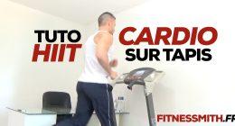 Hiit cardio : programme cardio training