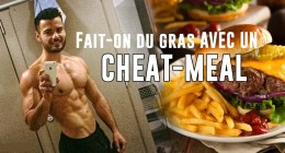 Métabolisme lent : attention au cheat meal !!