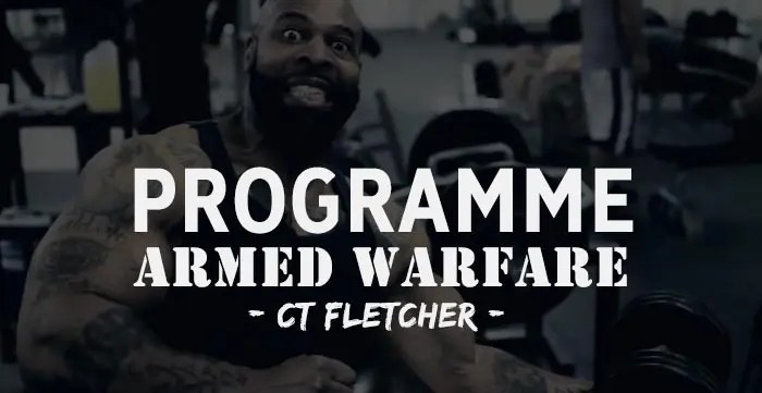 Armed Warfare : 8 exercices hardcore pour s'entrainer comme CT FLETCHER