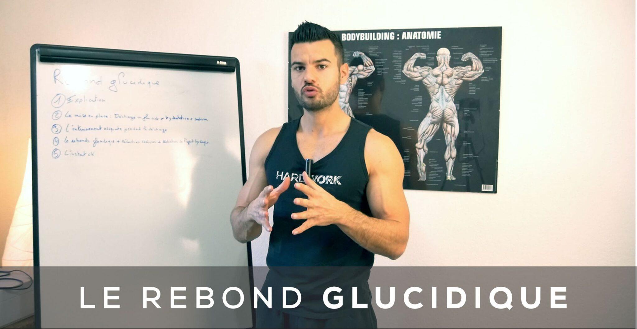 rebond glucidique musculation