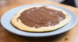 Recette fitness de pancakes sains et protéinés