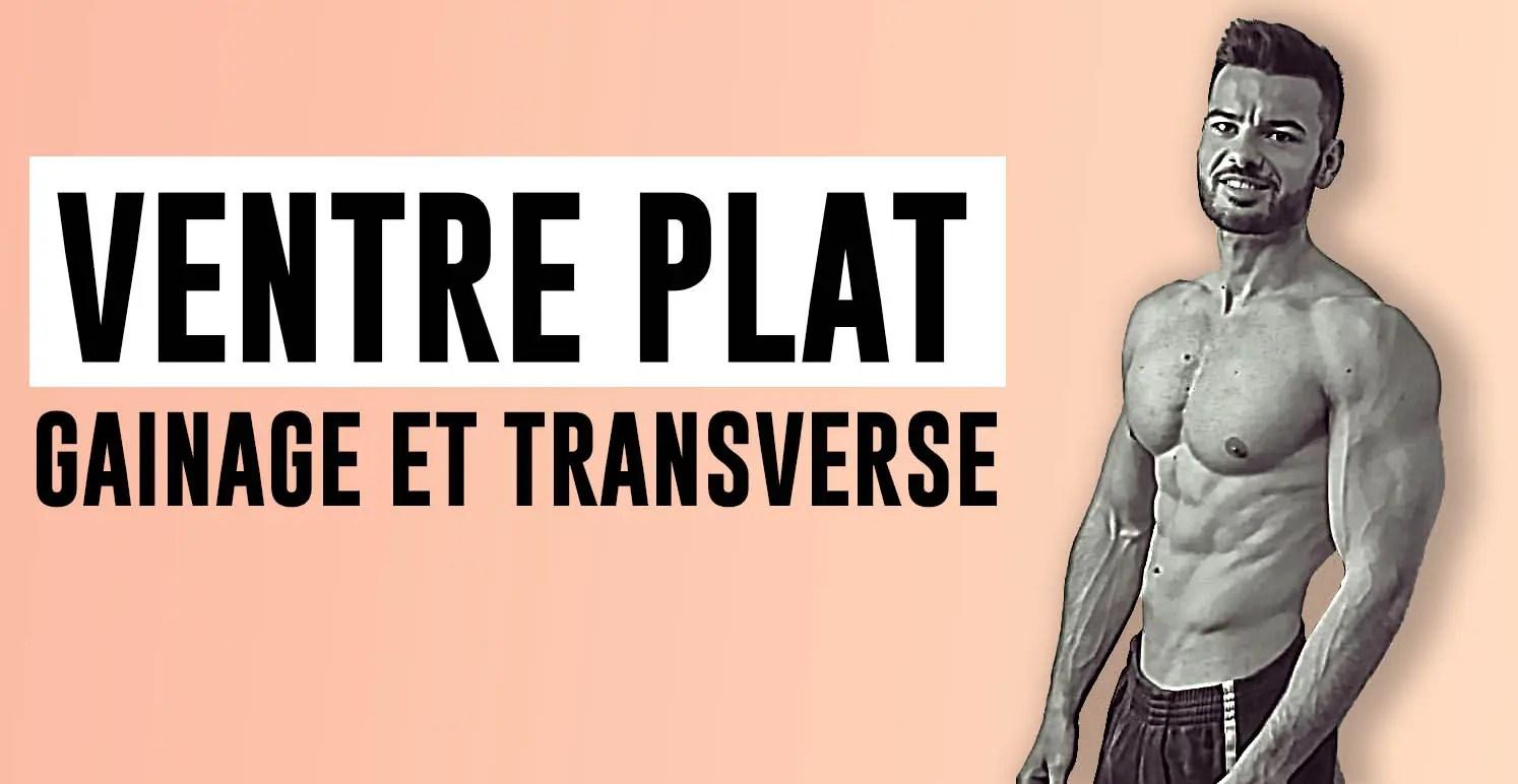 VENTRE PLAT GAINAGE TRANSVERSE