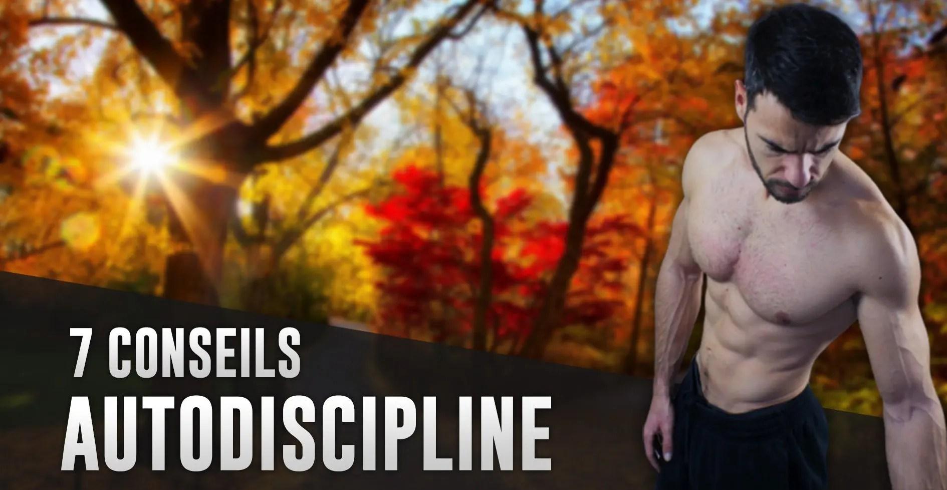 autodiscipline matin