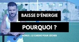 🔒 FORMATION : Le moyens pour récupérer son énergie ( + bonus cardio )