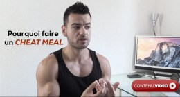 ? Musculation : Pourquoi faire un cheat meal ?