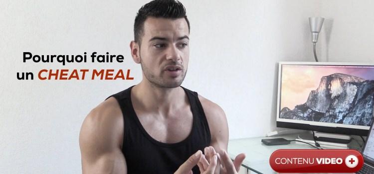 ? Musculation : Pourquoi faire un cheat meal ?