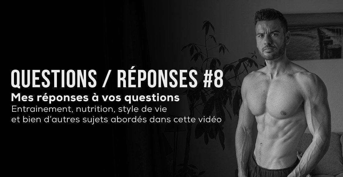 FAQ 8 : peau distendue après une sèche, plats épicés, hémorroïdes…