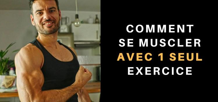 🔒 Se muscler sans passer sa vie en salle de musculation - Formation