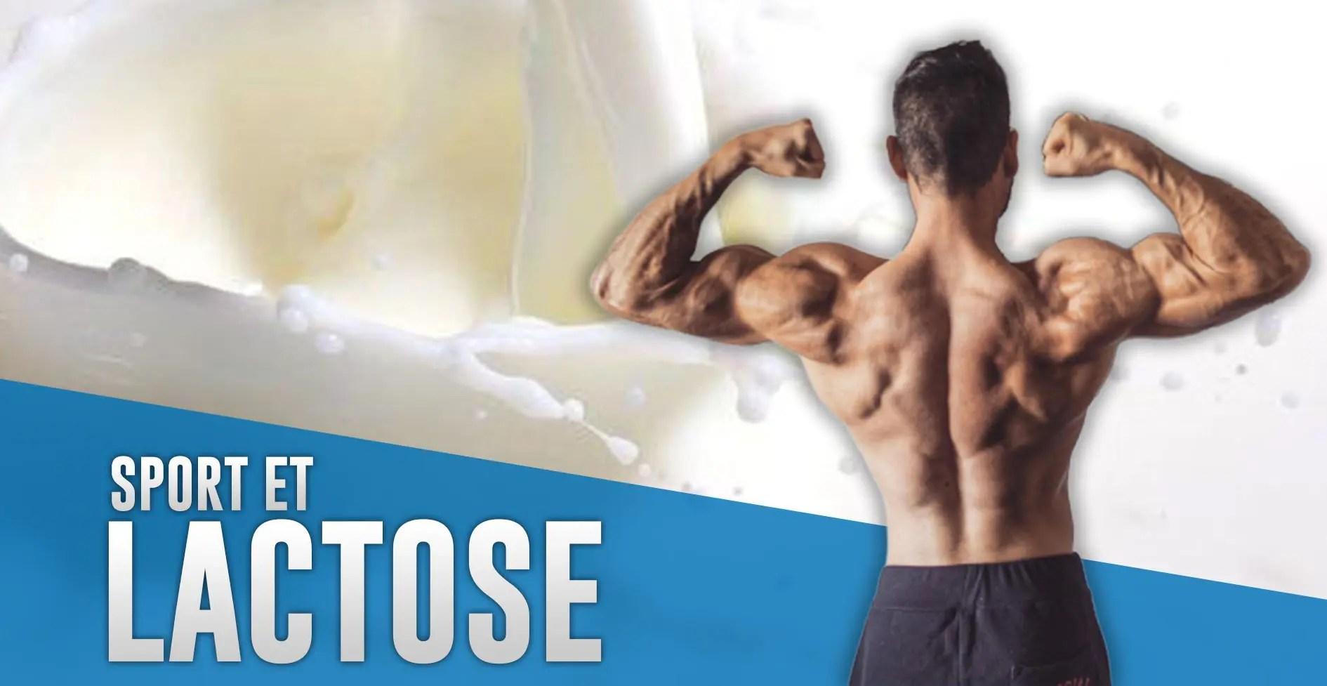 lactose sport