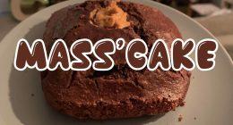 Recette fitness : le MASS'CAKE pour la recharge ou la prise de masse