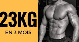 🔒 Comment perdre 23kg en 3 mois – Formation