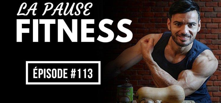 NOUVEAU : La pause FITNESS