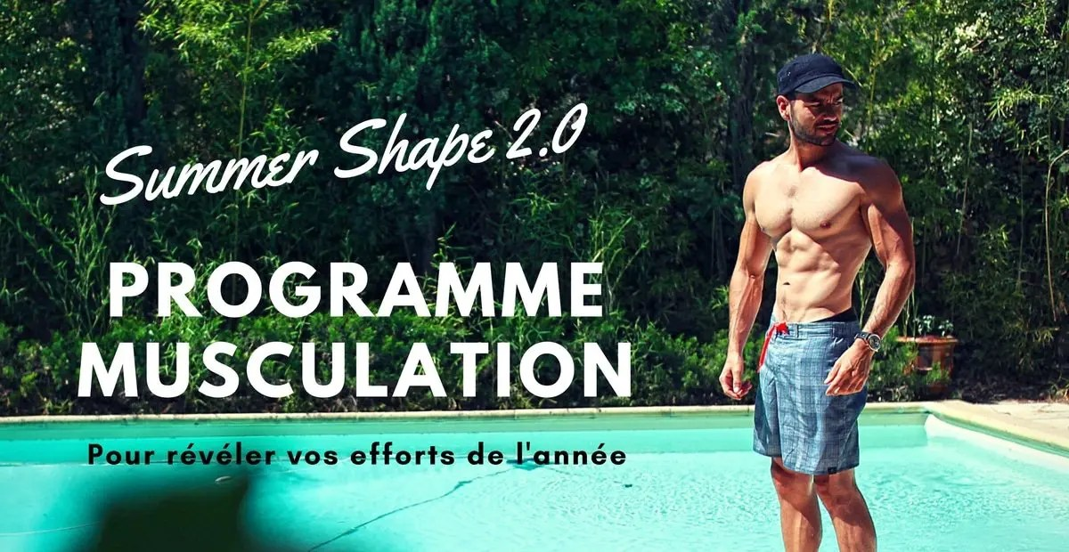 🔒Programme Sèche : summer shape 2.0 programme musculation seche pdf