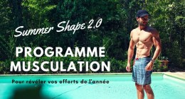 🔒Programme Sèche : summer shape 2.0
