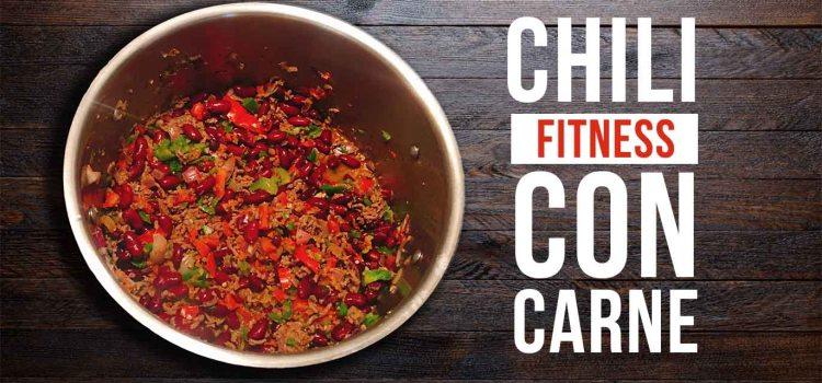 Recette fitness de chili con carne