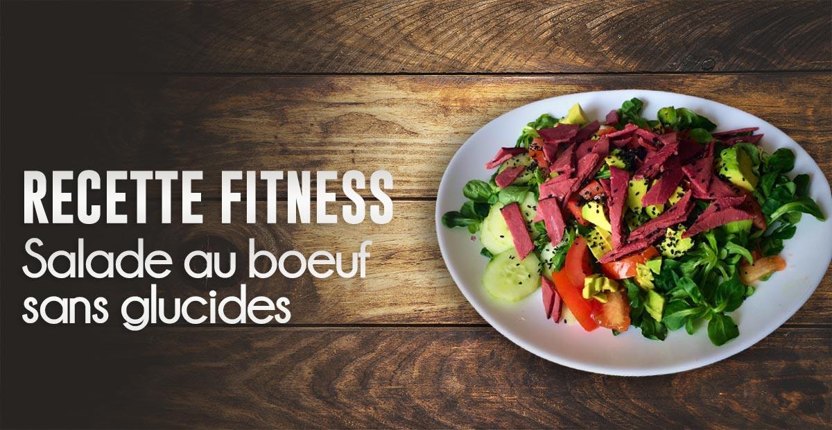 recette salade sans glucides