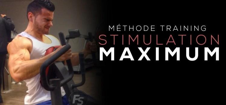 Stimuler ses muscles au maximum pour une bonne prise de masse