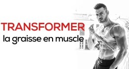 Transformer la graisse en muscle