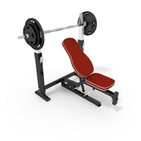 Upper Chest Training Machine