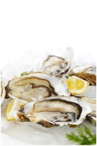 Oysters have the highest zinc concentration of any food