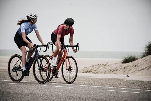 cycling to burn fat