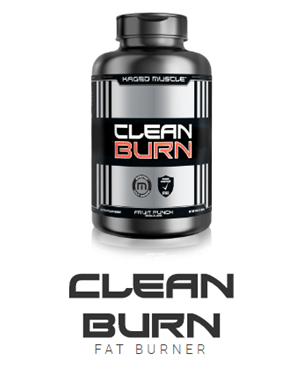 Kaged Muscle Clean Burn Bottle