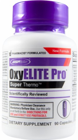 OxyElite Pro bottle picture