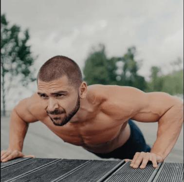 PrimeShred bodybuilder