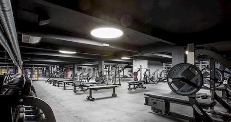 salle de sport vitry fitness park