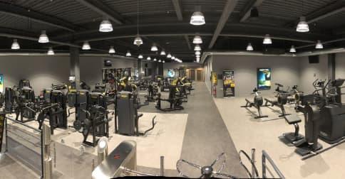 salle de sport le pontet zone