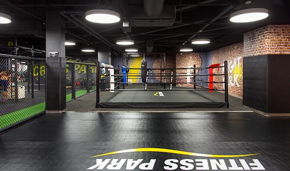 club sport de combat fitness park