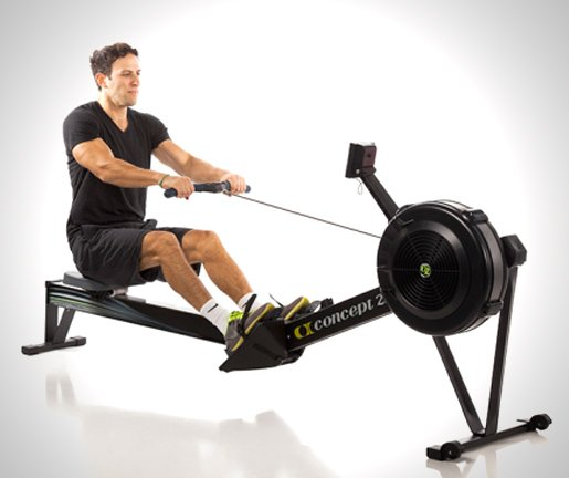 Concept2 Model D Indoor Rowing Machine with PM5 - Best Rowing Machine Reviews for 2020: Top 10 Rated