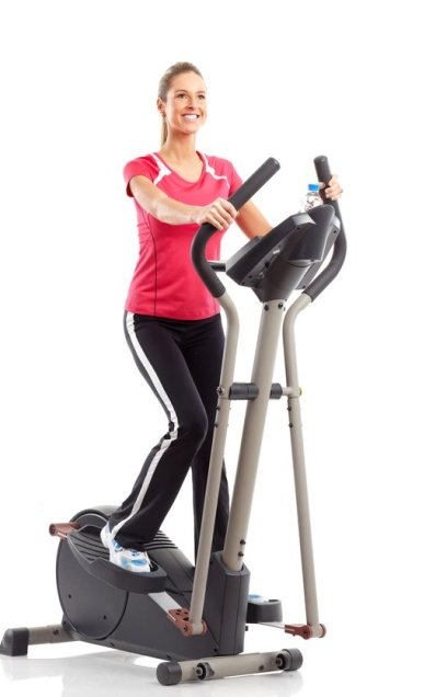 using-elliptical-machine