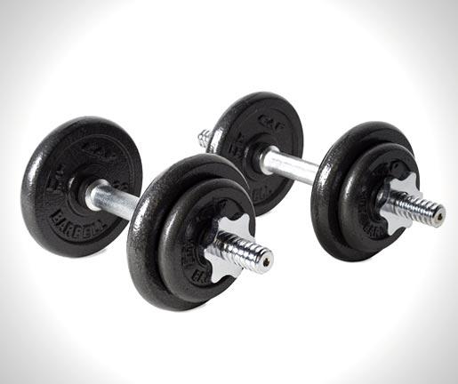 CAP-Barbell-RSWB-40TP-40-lb.-Dumbbell-Set