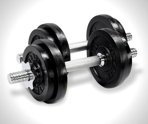 Yes4All Adjustable Dumbbells - 10 Best Dumbbells Reviews For Home: Buyer's Guide of 2020