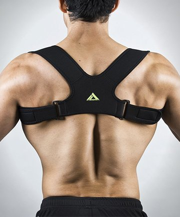 Posture Corrector Shoulder Brace Adjustable Clavicle Brace Comfortable Correct