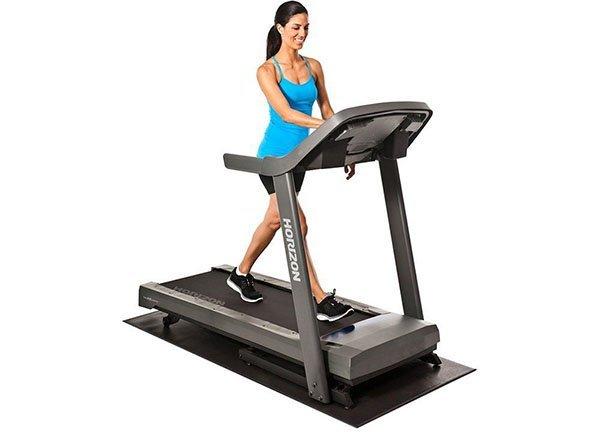 Treadmill-machine