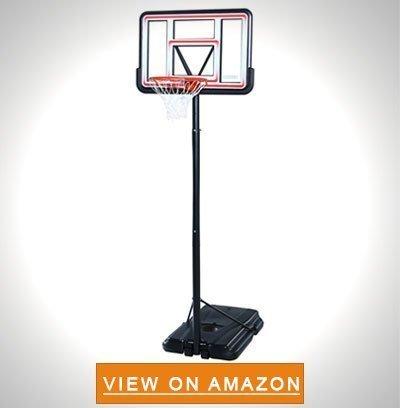 Lifetime-1269-Pro-Court-Height-Adjustable-Portable-Basketball-System-44-Inch-Backboard