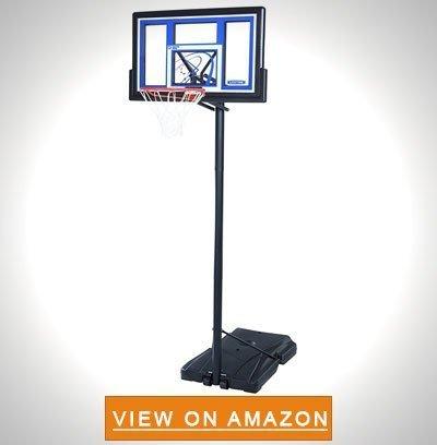 Lifetime-1531-Portable-Basketball-System-48-Inch-Shatterproof-Backboard