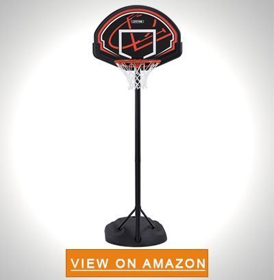 Lifetime Youth Basketball Hoop - Best Portable Basketball Hoop To Buy: Top 10 Reviews in 2020