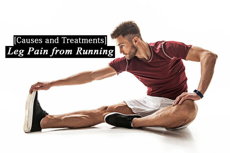 Sharp lower abdominal pain after running