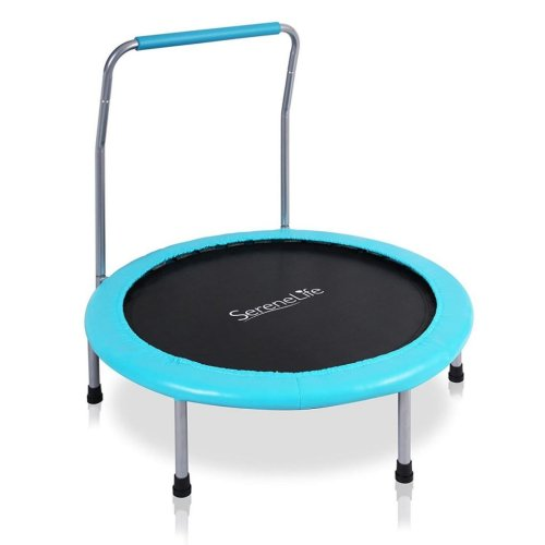 SereneLife 36 Inch Portable Fitness Trampoline 1024x1024 - The Best Trampolines and Rebounders Reviews: Top 10 of 2020