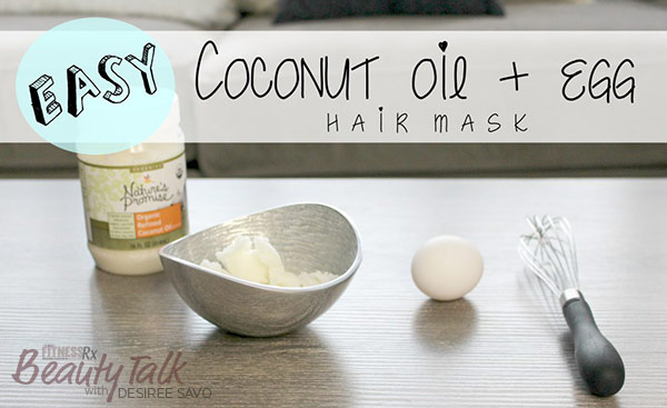 Image result for coconut oil as hair mask