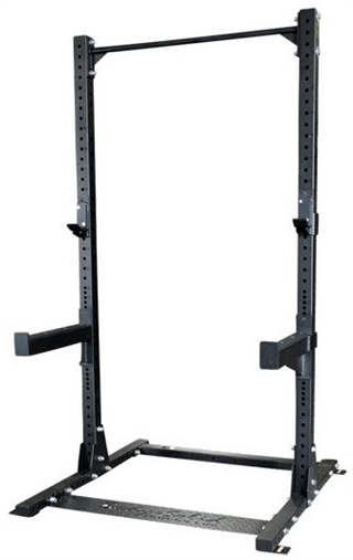 body solid spr500 proclub line commercial half rack new